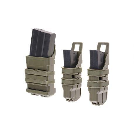 Porte Chargeur FastMag M4 & Pistolet OD (GFT)
