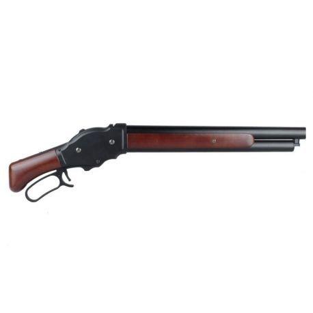 Fusil Pompe M1887 Gaz Bois / Metal Wild (S&T)