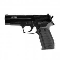 replique-Swiss Arms Navy Pistol manuel 6mm Culasse Métal Ressort -airsoft-HC-RE-CB280114