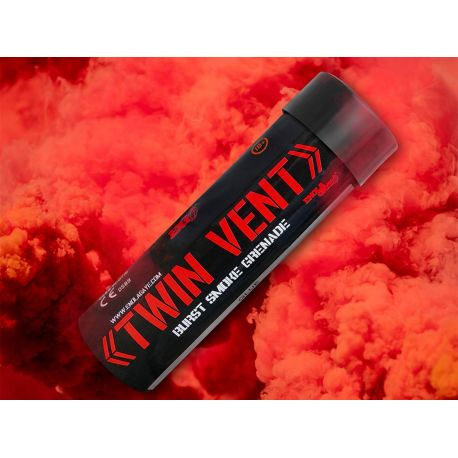 Fumigene Burst Rouge (Enola Gaye)