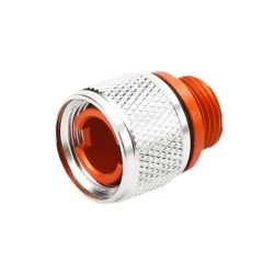 Adaptateur Silencieux Pistolet 11mm- / 14mm- CNC Red (King Arms)