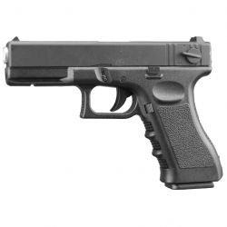 Spring Pistol Gun G17 (Golden Eagle)