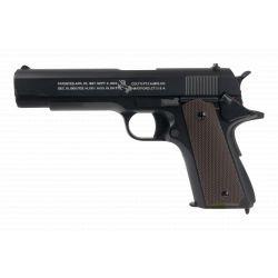 replique-Réplique airsoft Colt 1911 AEP Noir (Cybergun) -airsoft-HC-RE-180772