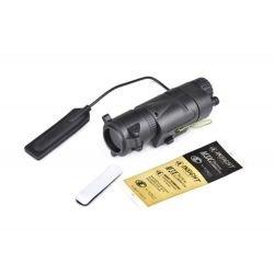 Lampe Led w/ Contacteur 200 Lumens Noire (Element)