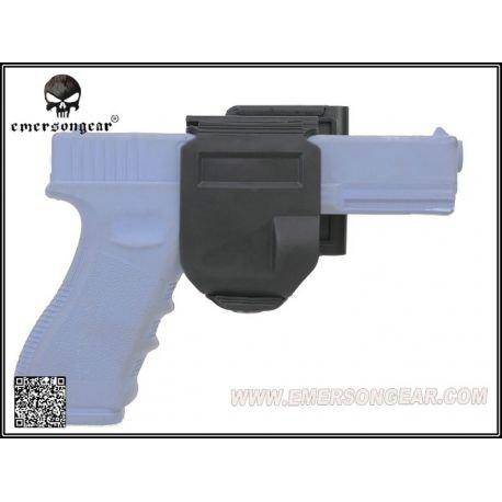 Holster Clip Glock Noir (Emerson)