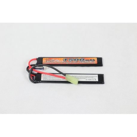 Batterie LiPo 7,4v Double 1500 mAh (VB Power)