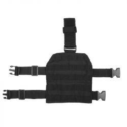 Plaque Cuisse Molle Noir (101 Inc)