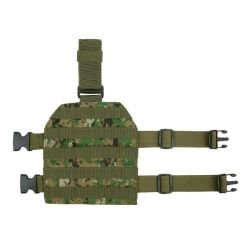 Molle Thigh Plate Marpat (101 Inc)