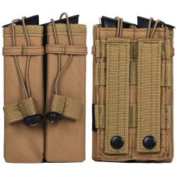 Tasca caricabatterie MP5 (x2) EL Desert (101 Inc)