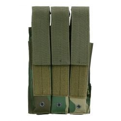 Poche Chargeur MP5 (x3) Woodland (101 Inc)