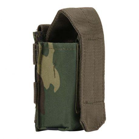 Poche Grenade Frag Woodland (101 Inc)
