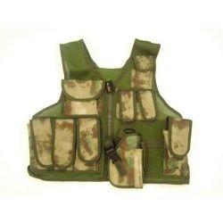 Veste Tactique Recon Holster A-tacs FG (JS)