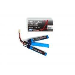 Batterie 9.9v Li-Fe 1400mAh (ASG)