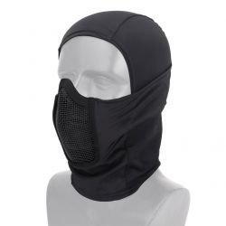 SWISS ARMS Cagoule Cobra Noir avec masque Stalker (Swiss Arms) HC-AC-604528 Cagoule