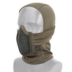 SWISS ARMS Cagoule Cobra OD avec masque Stalker (Swiss Arms) HC-AC-604529 Cagoule