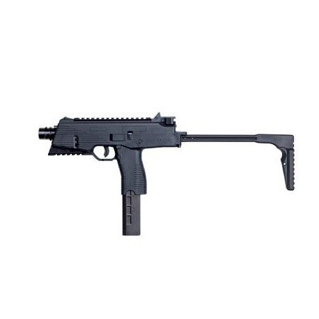 ASG KWA MP9-A3 GBBR Noir Gaz (ASG 16802) RE-AS16802 Répliques de Poing GBB
