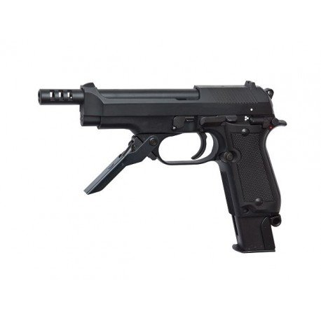 ASG KWA M93R II Culasse Mobile Gaz (ASG 16164) RE-AS16164 Répliques de Poing GBB