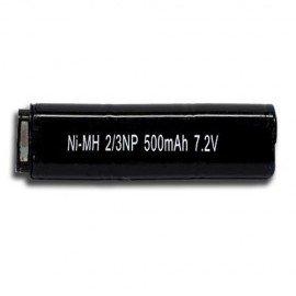 CYMA Batterie AEP Pistolet 7,2V 500 mAh (Cyma HY127) AC-CMHY127 Batteries
