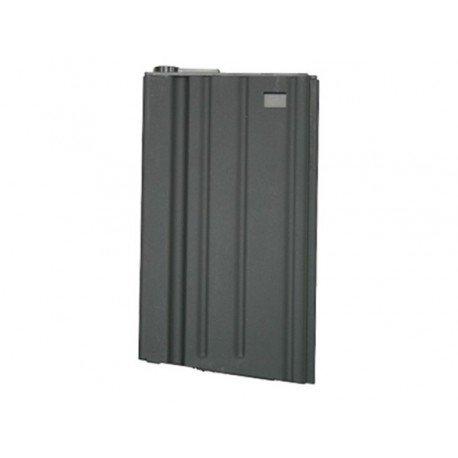 WE Chargeur SR25 Metal 440 Billes Noir (A&K) AC-AKCHSR25M-440 Chargeurs