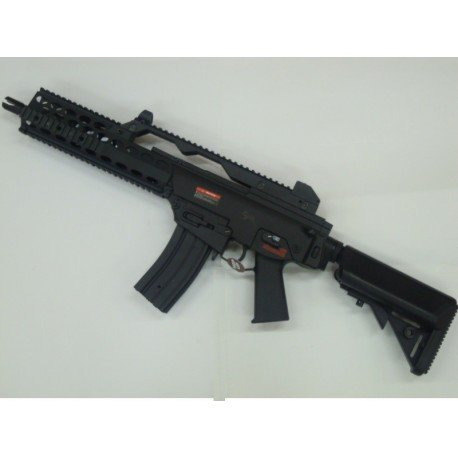 replique-JG G6088 Type G36K avec RAS + Crosse M4 -airsoft-RE-JGG6088