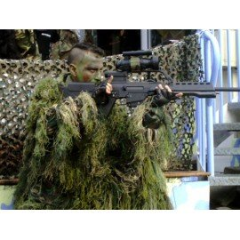 MF ghillie Woodland XL / XXL