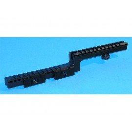 WE Rail Z pour M4/M16 AC-GPRALZ Rail & Cache Rail