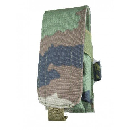 ARES Tactical Poche Chargeur M4 (x2) CCE (Ares Tactical) AC-AR5486 Poche Molle