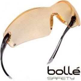 Cobra Sonnenbrille Gelb (Bollé)