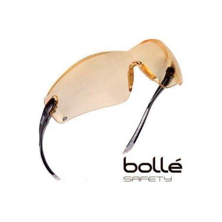 BOLLE Lunettes Cobra Jaune (Bollé) AC-BOCB603870 Lunette de protection