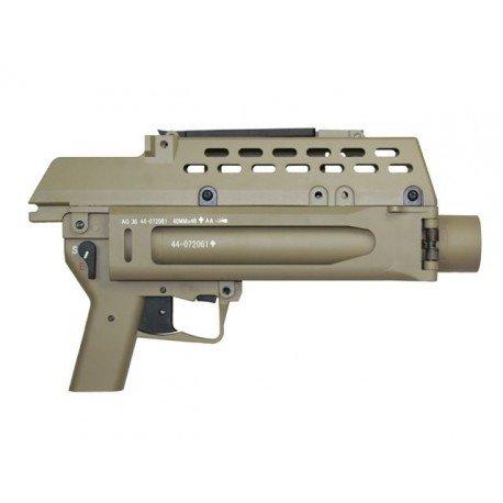 replique-GP S&T Lance Grenade pour G36 -airsoft-AC-STG36GRL