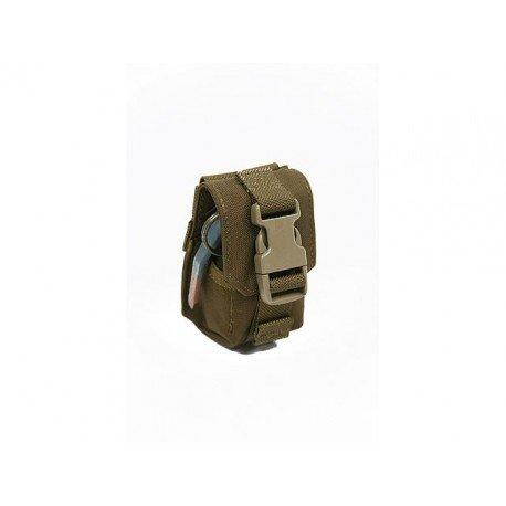 CYBERGUN Poche Grenade Frag Coyote (Pantac) AC-PTPHC211CBA Equipements