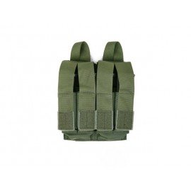 PANTAC Poche Chargeur M4 (x2) + Pistol (x4) OD (Pantac) AC-PTPHC54BODA Poche Pistolet
