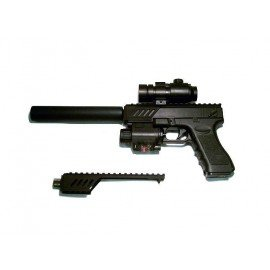 Cyma CM030 AEP Tactical Rail