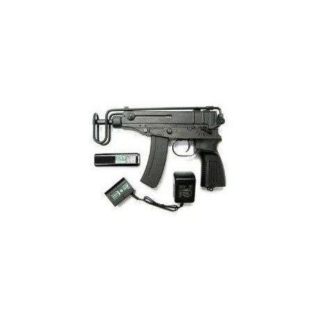 replique-SMG Scorpion VZ61 AEP (Well) -airsoft-RE-WLR2C